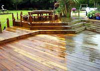 Decking & Wood Cleaning image